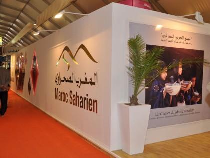 EXPOSITION ESCALE AU MAROC SAHARIEN