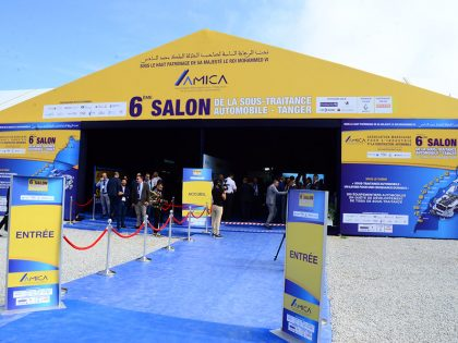 AMICA – SALON DE LA SOUS TRAITANCE AUTOMOBILE 2019