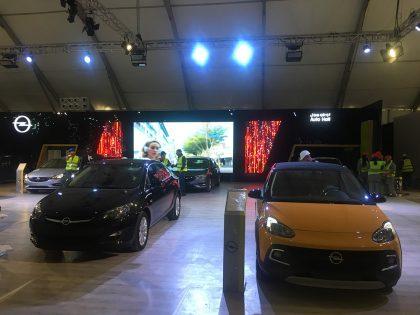 Opel, AUTO-EXPO 2018